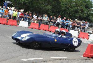 Trionfa una Porsche-gioiello alla Silver Flag: 15mila spettatori. FOTO