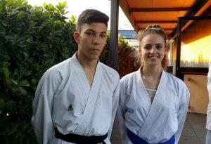 Karate. Piacenza trionfa ai campionati italiani. Oro per Ghilardotti e Boselli