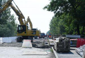 Ponte Trebbia: dal 3 luglio nuova struttura stradale. Lavori in tempi giusti