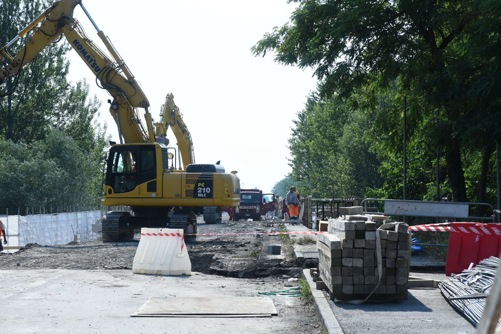 Ponte Trebbia: dal 10 luglio via ai lavori per la nuova struttura stradale