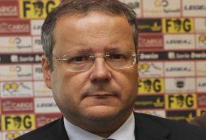 Stangata per il Pro Piacenza e per il direttore generale Paolo Armenia