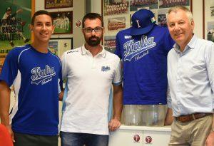 Baseball, mercoledì 19 luglio a Piacenza arriva la Nazionale Under 18