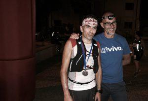 """Ivan Neri, vittoria e record per il piacentino nello """"Scuron night trail"""""""