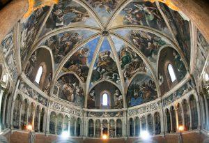 """Le """"Meraviglie della Cattedrale"""" salgono sulla cupola del Guercino"""