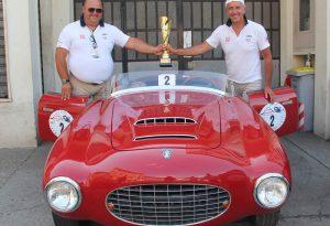 Al Trofeo Renati trionfa la coppia Fontanella-Malta LE FOTO