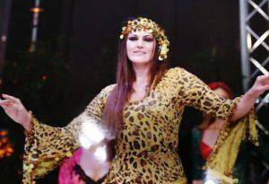 Danza orientale folk, la piacentina Neagu è campionessa italiana