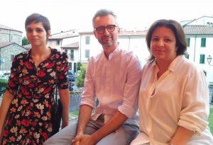 """A Bobbio, l'opera prima del """"David di Donatello"""", Marco Danieli"""