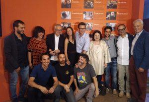 """L'Oscar Michel Hazanavicius in Val Trebbia: """"Un'oasi di pace"""""""