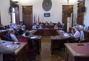 Palazzo Mercanti, ok alla variazione di bilancio: solo i grillini contrari
