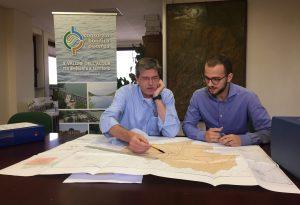 Nuovo acquedotto irriguo, progetto del Consorzio di Bonifica