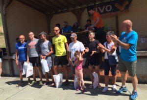 Ecomaratona, due i vincitori sul traguardo