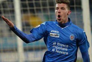 Dopo la sconfitta il Piacenza si Corazza: oggi la firma dell'attaccante