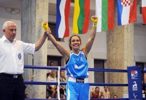 Campionati europei, Roberta Bonatti vince ancora e vola in finale