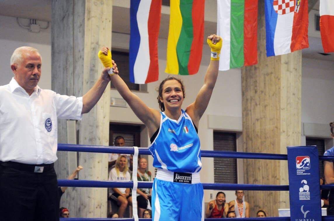 Impegni azzurri per Roberta Bonatti: la campionessa è partita per gli Europei di Tirgu