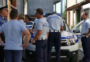 Blitz a Bosco Tosca: scoperte famiglie di abusivi romeni