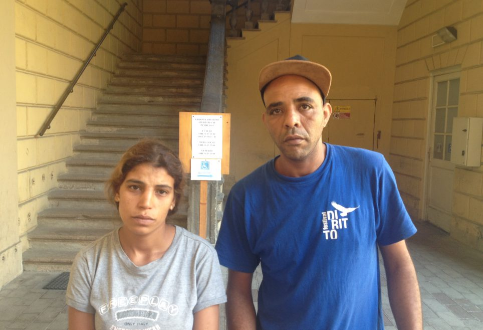 Famiglia con il permesso di soggiorno ma senza casa for Regolarizzazione stranieri senza permesso di soggiorno