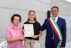 Claudia Bacci vince il premio Cogny. Oltre 450 ospiti per la cena con gli chef