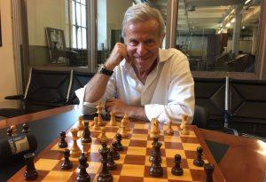 Alberto Dosi, campione di scacchi piacentino: affronta gli Europei