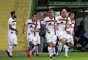 Pistoiese-Pro Piacenza 1-1. Le foto