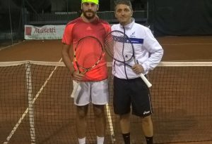 Nicolas Malvermi e Sara Segalini: campioni del tennis piacentino