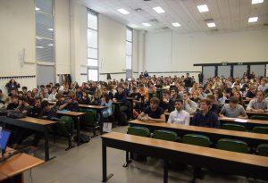 Primo giorno per le matricole all'università Cattolica: boom di iscritti