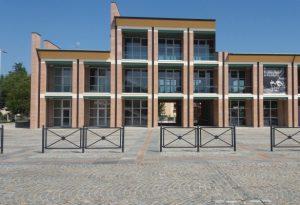 Inaugurato Palazzo della cultura con biblioteca, sala prove e archivio