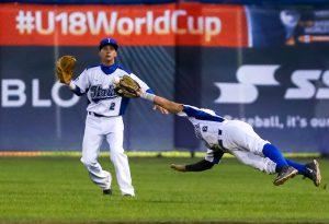 Baseball, Italia U18 sconfitta anche dalla Corea del Sud
