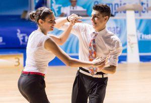 Due giovanissimi piacentini ai campionati Mondiali di ballo