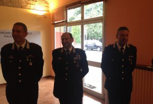 Promozioni e nuovi arrivi al Comando Provinciale