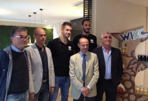 Wixo Lpr Piacenza, Baranowicz e Fei presentati questa mattina