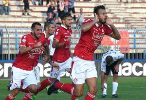 Piacenza-Arezzo 2-1. Le foto della partita
