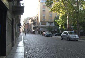 Entro fine marzo via Alberoni tornerà a doppio senso di marcia