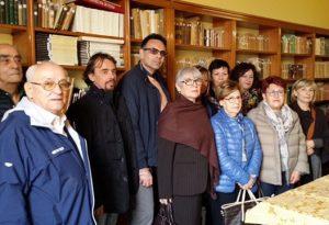 Casaliggio, i libri di Bruno Fallaci, zio di Oriana, donati alla biblioteca