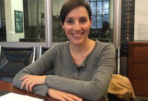 Chiara Pecorini, una piacentina all'Agenzia europea dei chimici