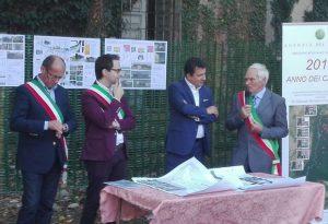 """Ex Deposito Munizioni """"Cantone Val Tidone"""" trasferito ai Comuni di Piozzano, Agazzano e Pianello"""