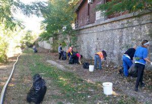 """""""Pulizia del Sentiero"""" in Val Tidone, raccolti tre furgoni di rifiuti"""