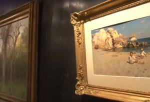 """""""Volti dal secolo breve"""", in Confindustria una mostra di ritratti della Ricci Oddi"""