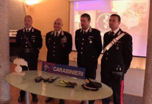 Furto fallito, autista della banda tenta di investire carabiniere