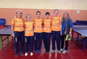 Teco Corte Auto, inizia l'avventura: prime giornate di gare per la squadra femminile