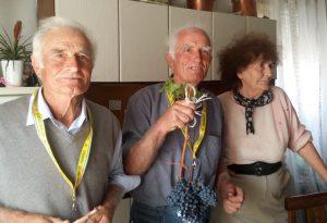 Una vita passata nei campi, la storia dei fratelli Passerini di Case Manara