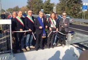 Ponte di San Nicolò, taglio del nastro: inaugurata la nuova pista ciclabile