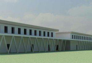 Due nuove palestre nell'area ex pontieri, ok da Palazzo Mercanti