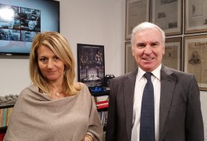 """Il prefetto Maurizio Falco sul tema dell'accoglienza: """"I sindaci non saranno lasciati soli"""""""