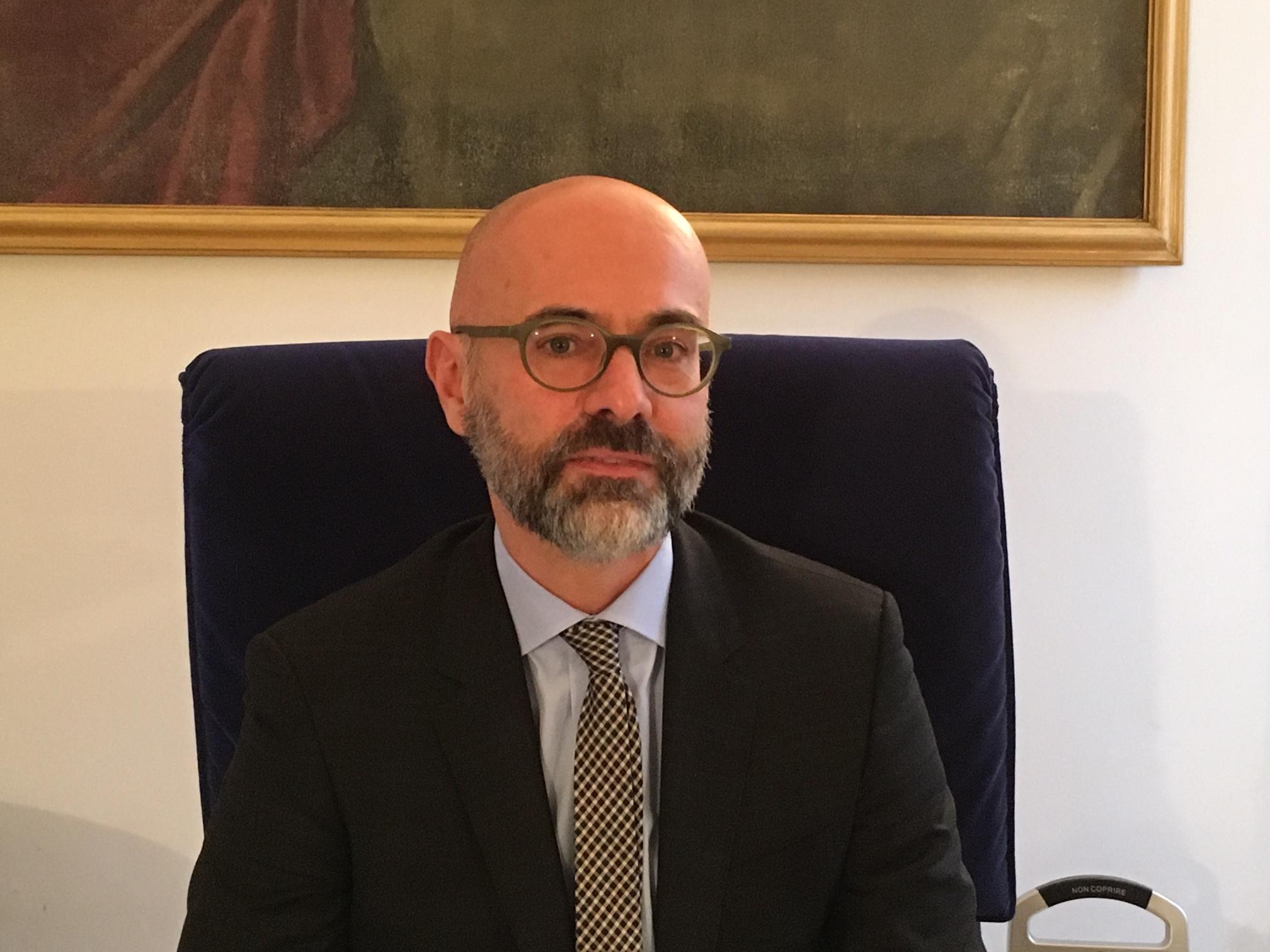 Palazzo Mercanti, Gerardi diventa anche direttore generale del Comune