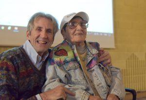 Wilma Solenghi, una vita spesa per l'arte: grande festa per i cento anni