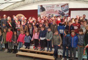 Festa del Picchio Rosso alla Cantina Valtidone, premiate le scuole
