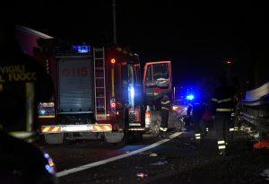 Domenica di paura sulle strade: due gravi incidenti a S.Protaso e a Castelvetro