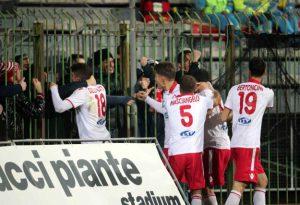 Tutte le foto dallo stadio Melani dopo Pistoiese-Piacenza 2-1