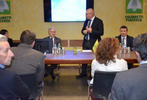 Il prefetto Maurizio Falco visita Coldiretti: focus sulle criticità del mondo agricolo