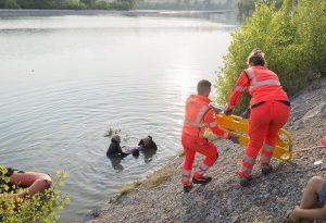 """Recuperato un corpo nel fiume Trebbia. Brividi di terrore con """"Saturnales"""""""